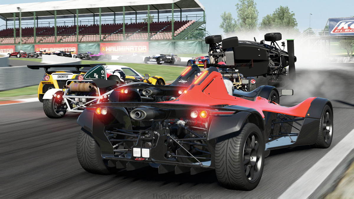 Project CARS 593