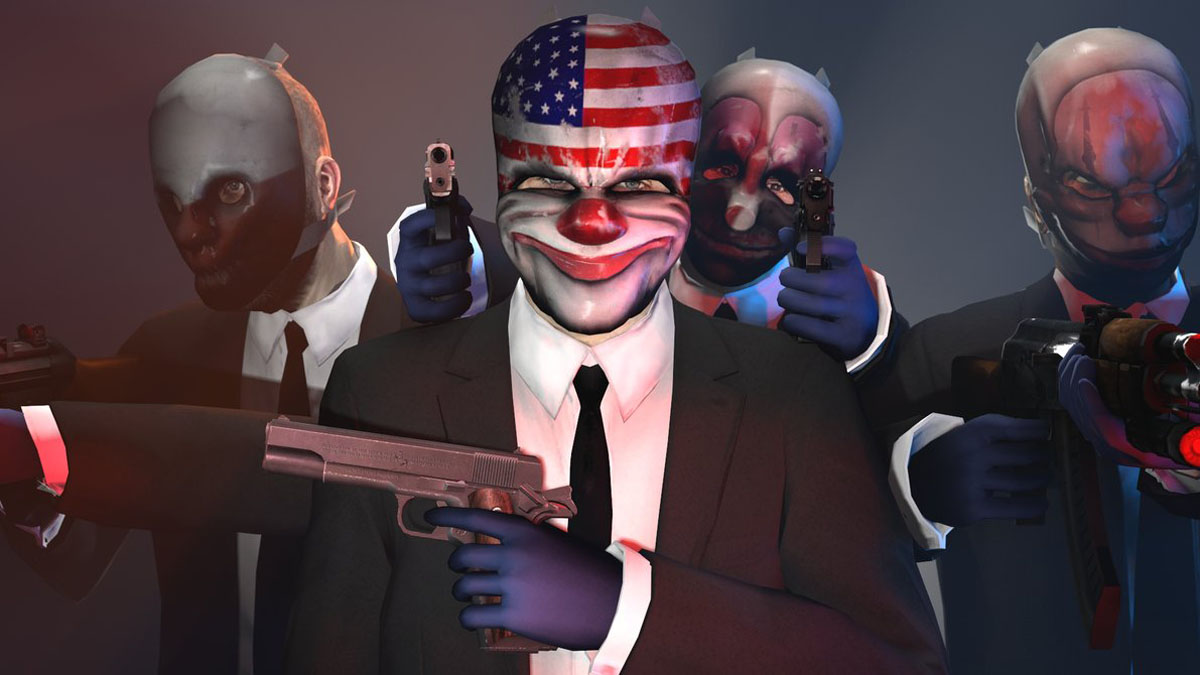 PAYDAY The Heist 496