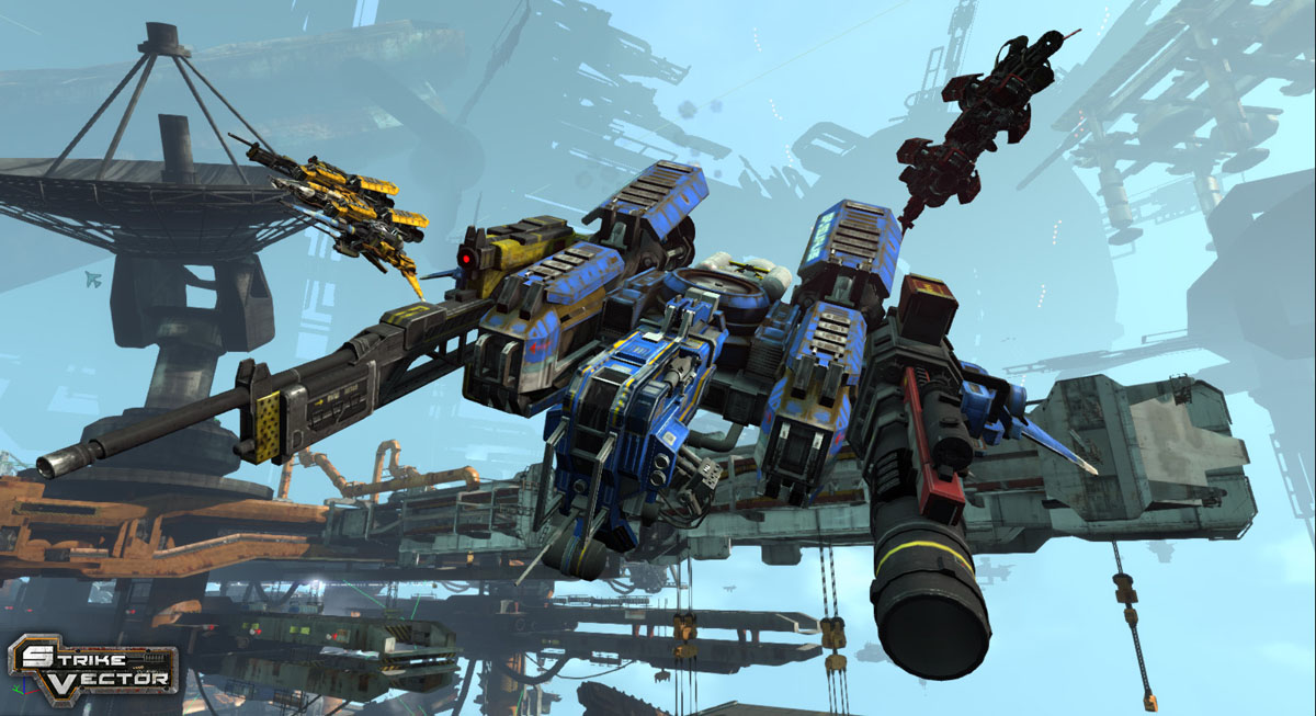 Strike Vector 426