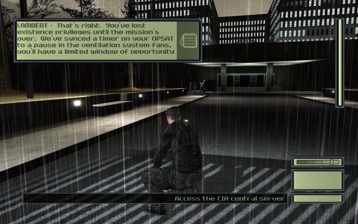 Tom Clancy's Splinter Cell 493