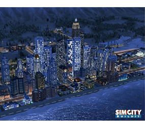 SimCity BuildIt Скоро на Ios и Android