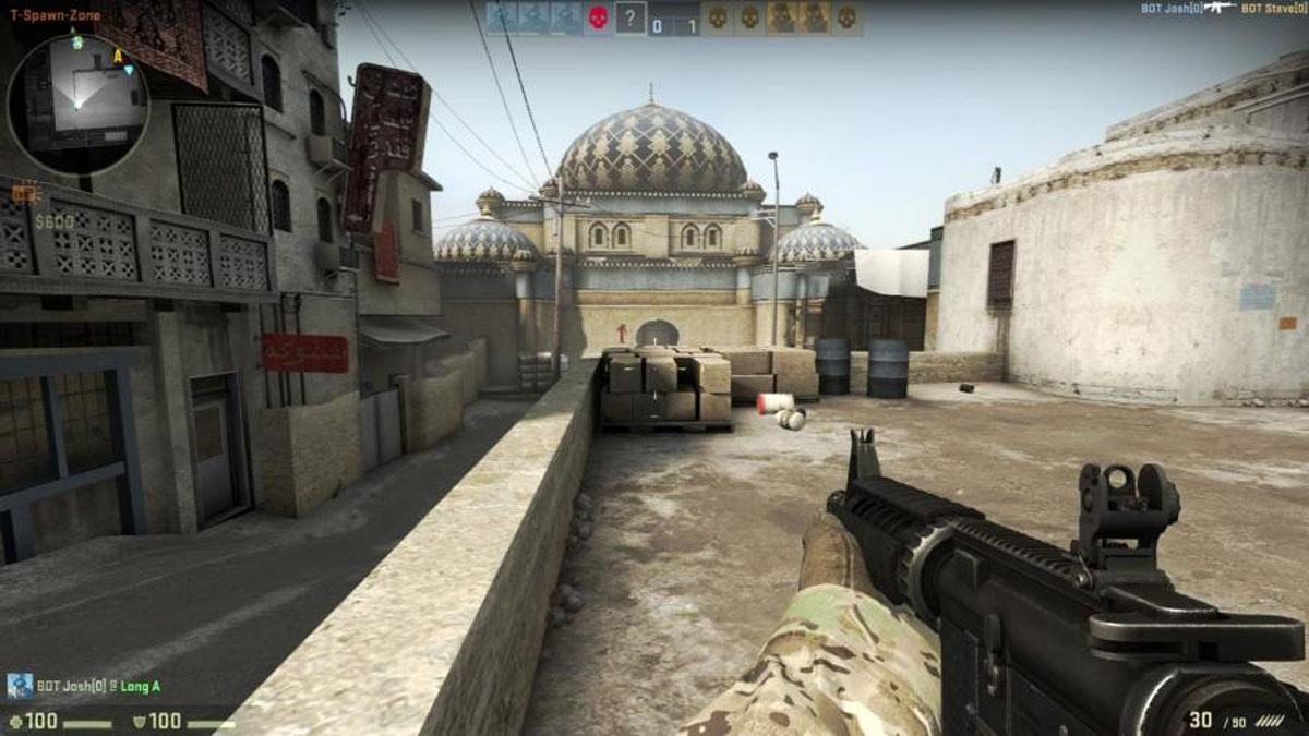 Counter-Strike: Global Offensive 477