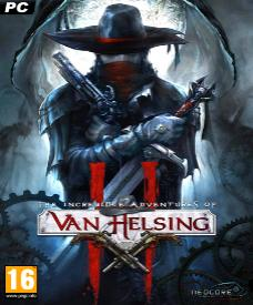 The Incredible Adventures of Van Helsing 2 Игры в жанре Экшен