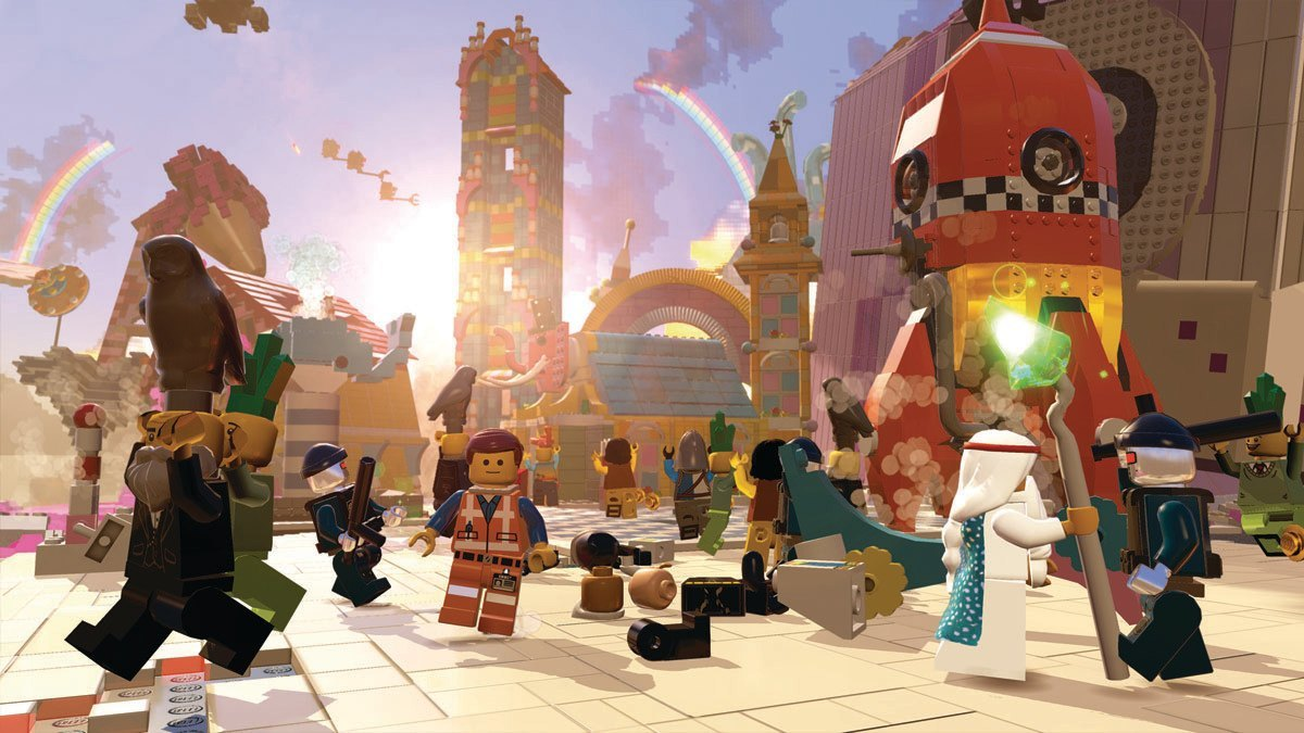 The LEGO Movie - Videogame 429