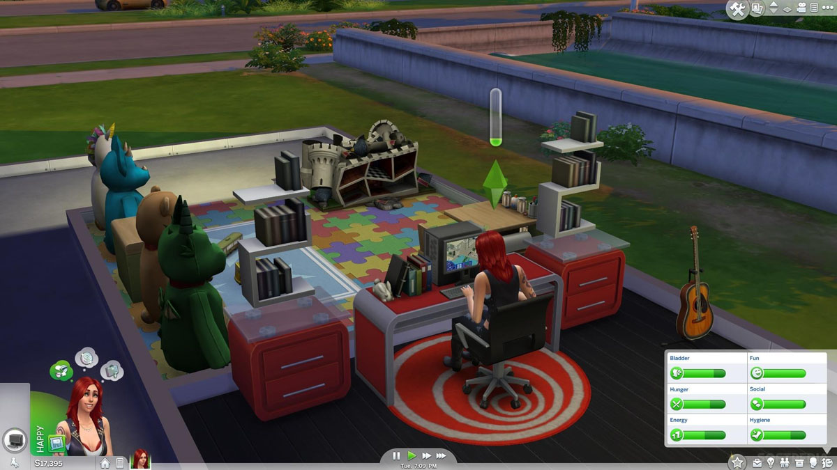 The Sims 4 419