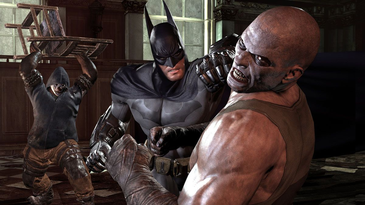 Batman: Arkham City GOTY 366