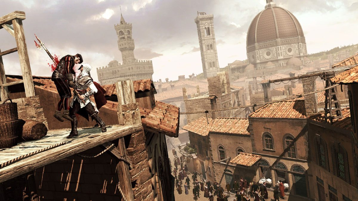 Assassins Creed 2 Deluxe Edition 363