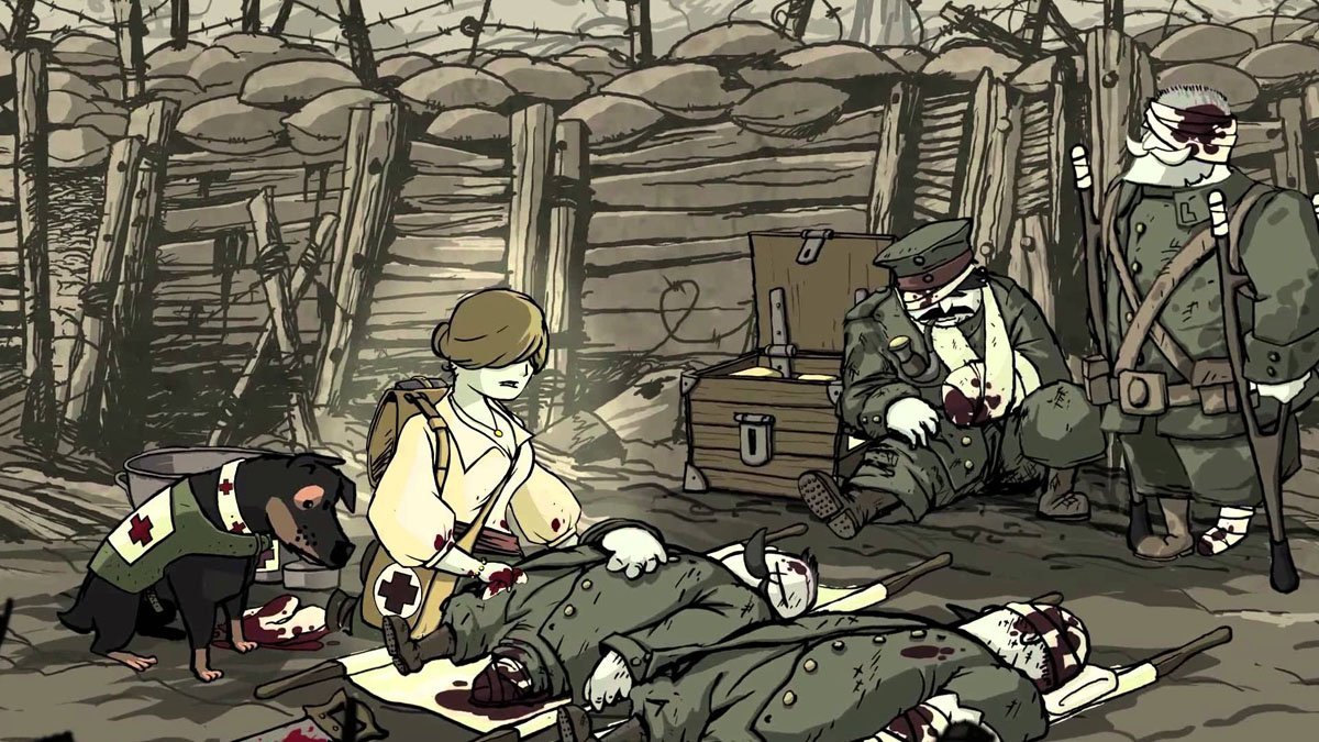 Valiant Hearts: The Great War 408