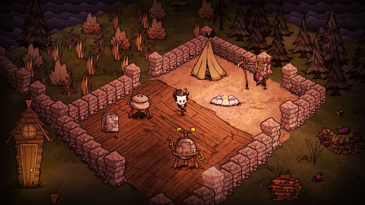 Don't Starve 550