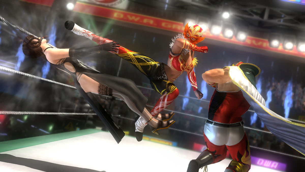 Dead or Alive 5 Last Round 547