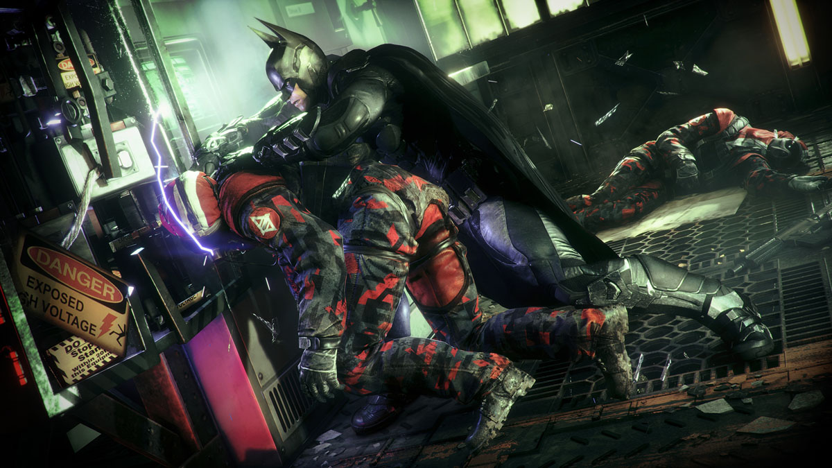 Batman Arkham Knight 636