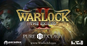 Warlock 2 - The Exiled трейлер