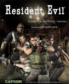 Resident Evil / Biohazard HD REMASTER русификатор