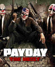 PAYDAY The Heist Игры в жанре Шутер