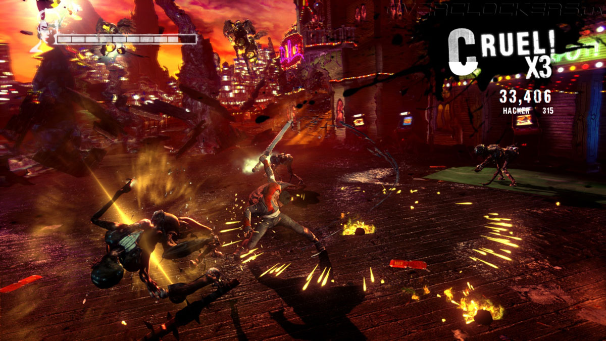 DmC: Devil May Cry 538